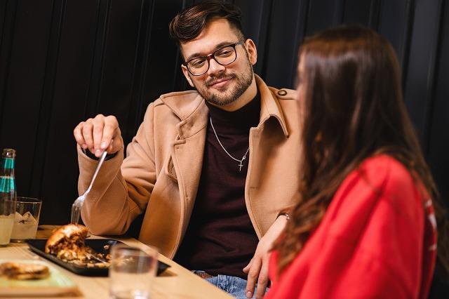 男女 レストラン