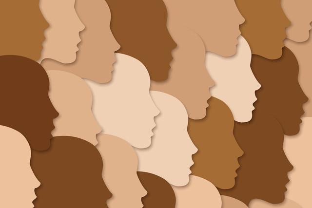人種 イラスト