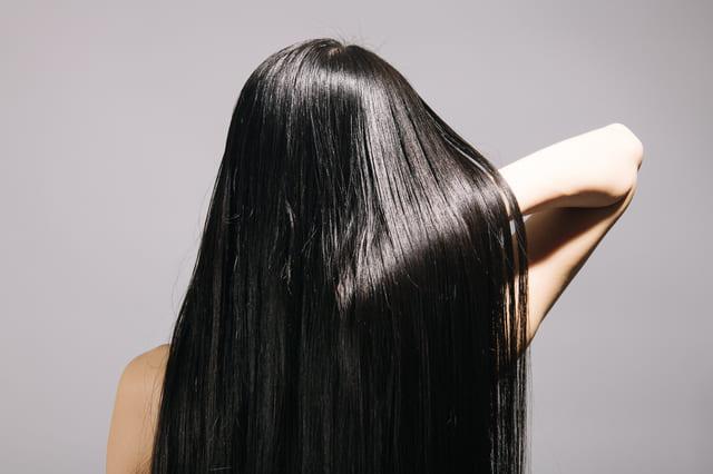 さらツヤ 髪 ヘア 女性