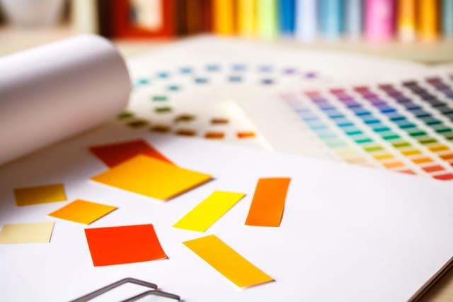 カラー 色 チャート