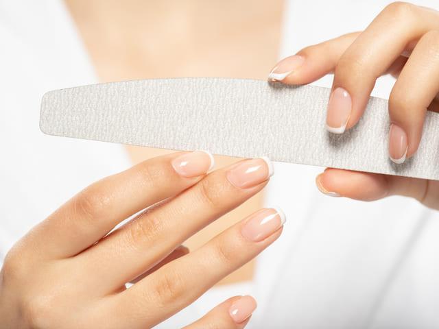 爪やすり ネイル 処理